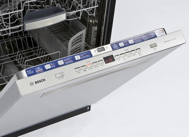 Best Dishwashers - Bosch
