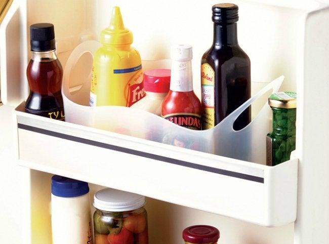 Refrigerator Organization - Buy Condiment Caddy