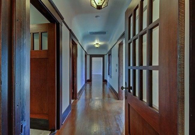 Craftsman Restoration - Hallway