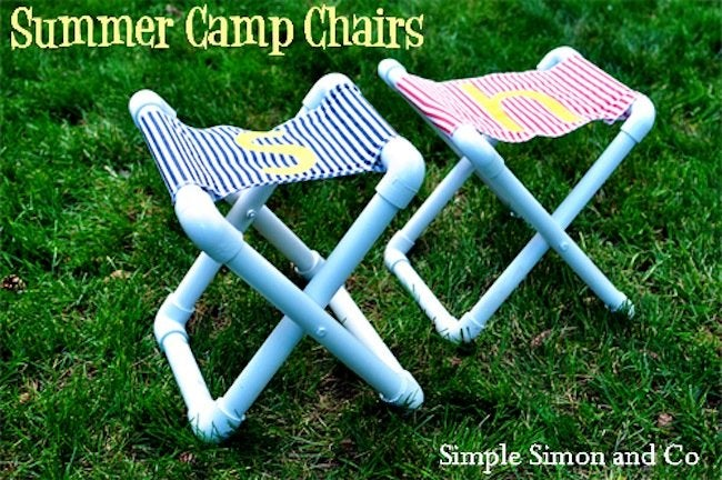 PVC Kids Chairs
