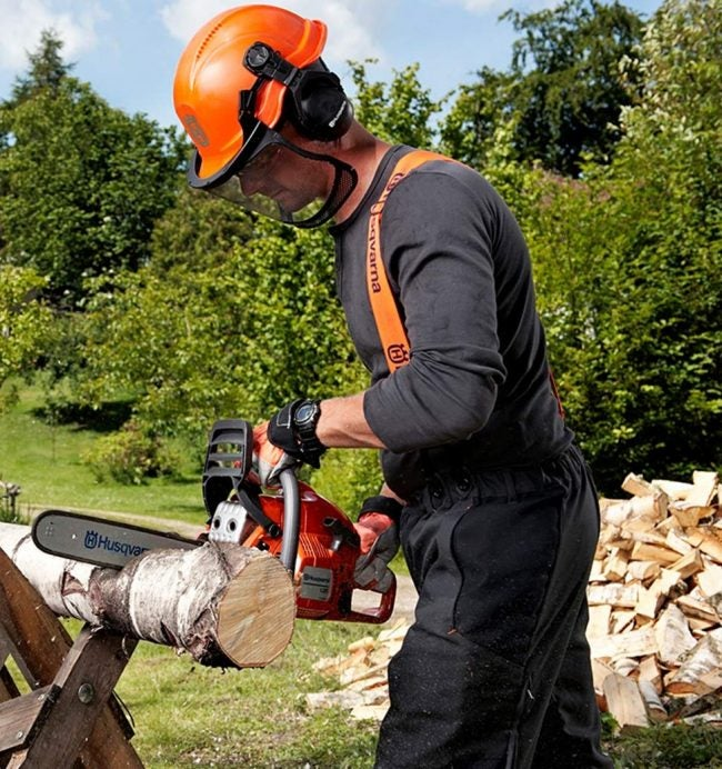 Best Chainsaw: Husqvarna