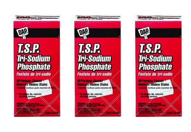 Cleaning with Trisodium Phosphate - TSP Cleaner