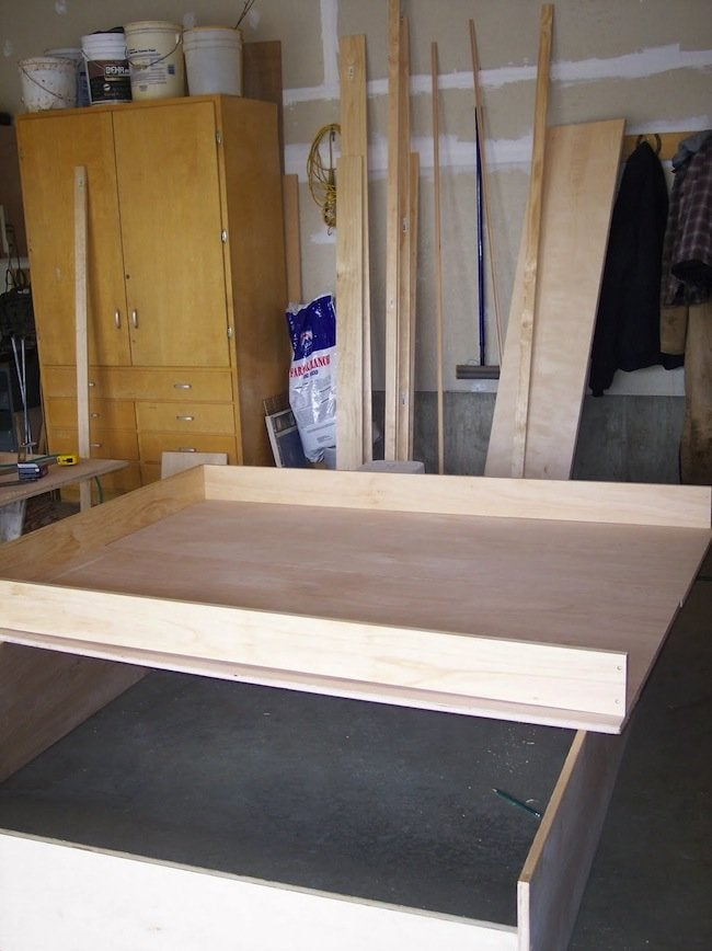 Diy Murphy Bed Frame