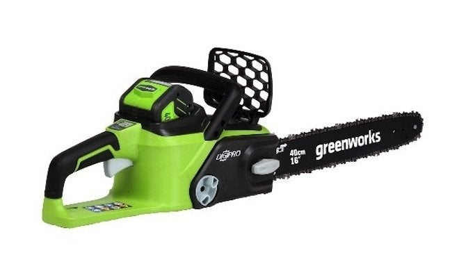 Best Chainsaws - Greenworks
