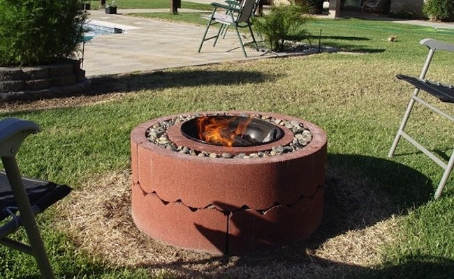 Diy Fire Pit 5 You Can Make Bob Vila