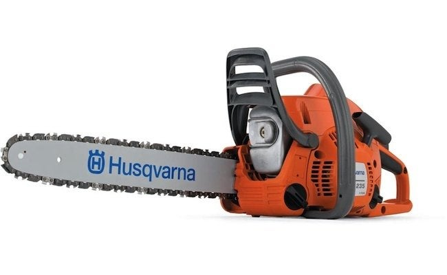 Best Chainsaws - Husqvarna