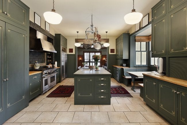 Kitchen Island Planning