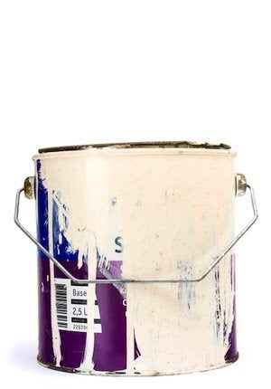 How to Dispose of Paint - Can Detail