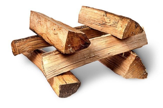 How to Light a Fireplace: Log Cabin Method