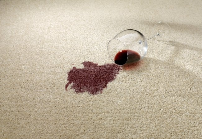 Help Cleaning Up Spilled Wine