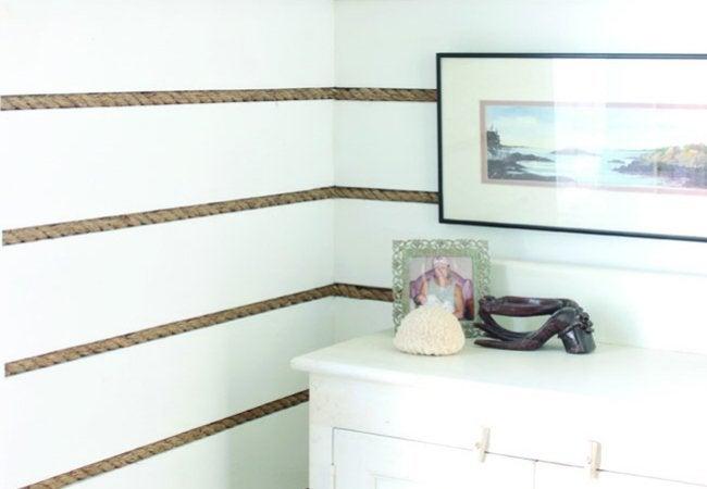Wood Pallet Ideas - Wall Treatment