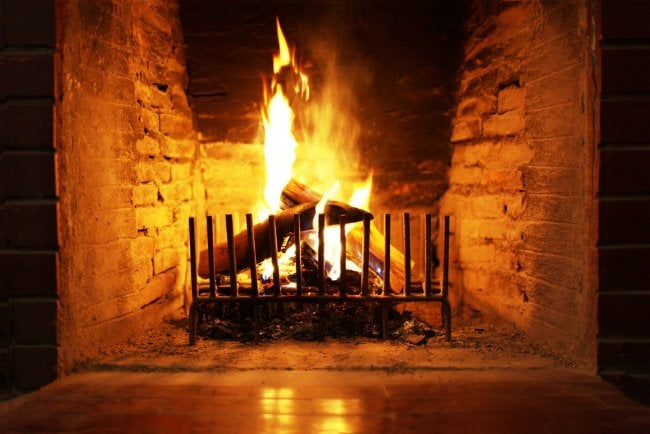 Get the Fireplace Ready