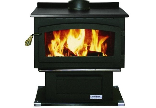 Heating with Wood Stove