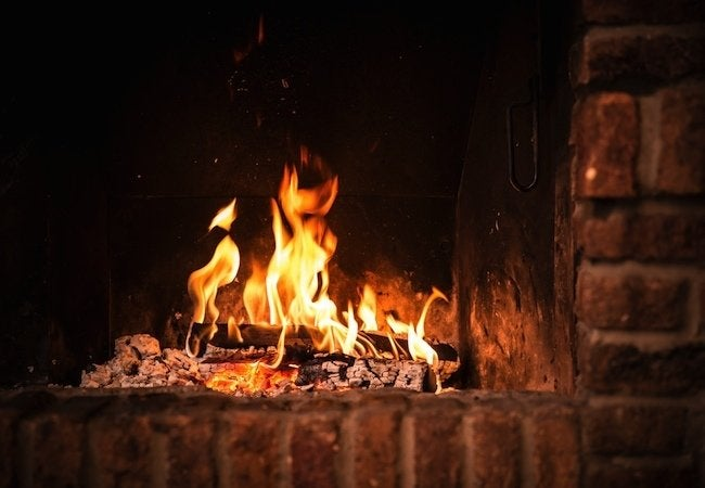 How to Start a Fie in the Fireplace