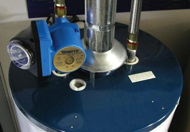 Installing a Recirculating Pump