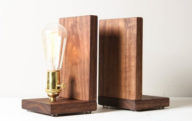 Bookend lamp - Worley's Lighting