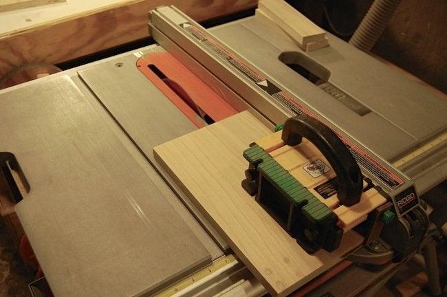 DIY Gramophone - Cutting the Box Parts