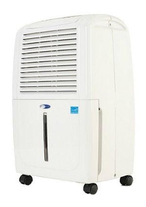 How to Choose a Dehumidifier - Isolated