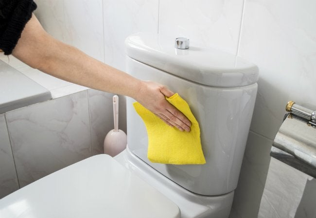 How To Clean A Toilet Bob Vila