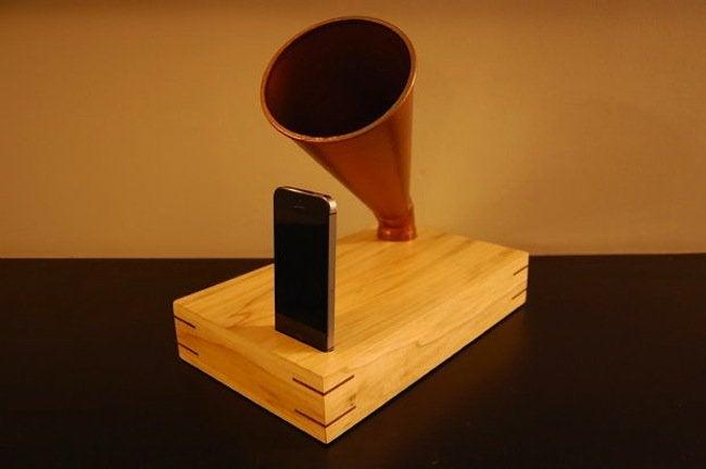 Genius Diy Gramophone Bob Vila