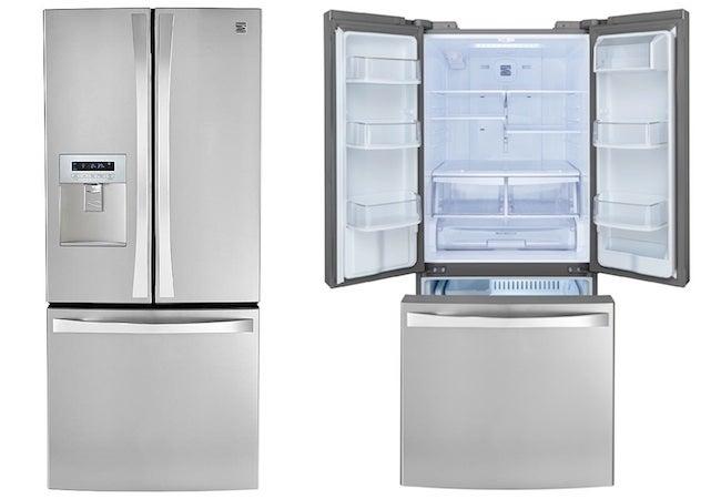 Best Refrigerator - Kenmore Elite