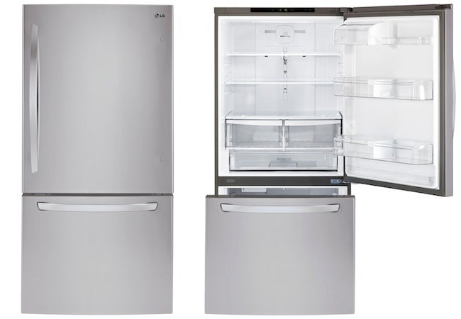 Best Refrigerator - LG