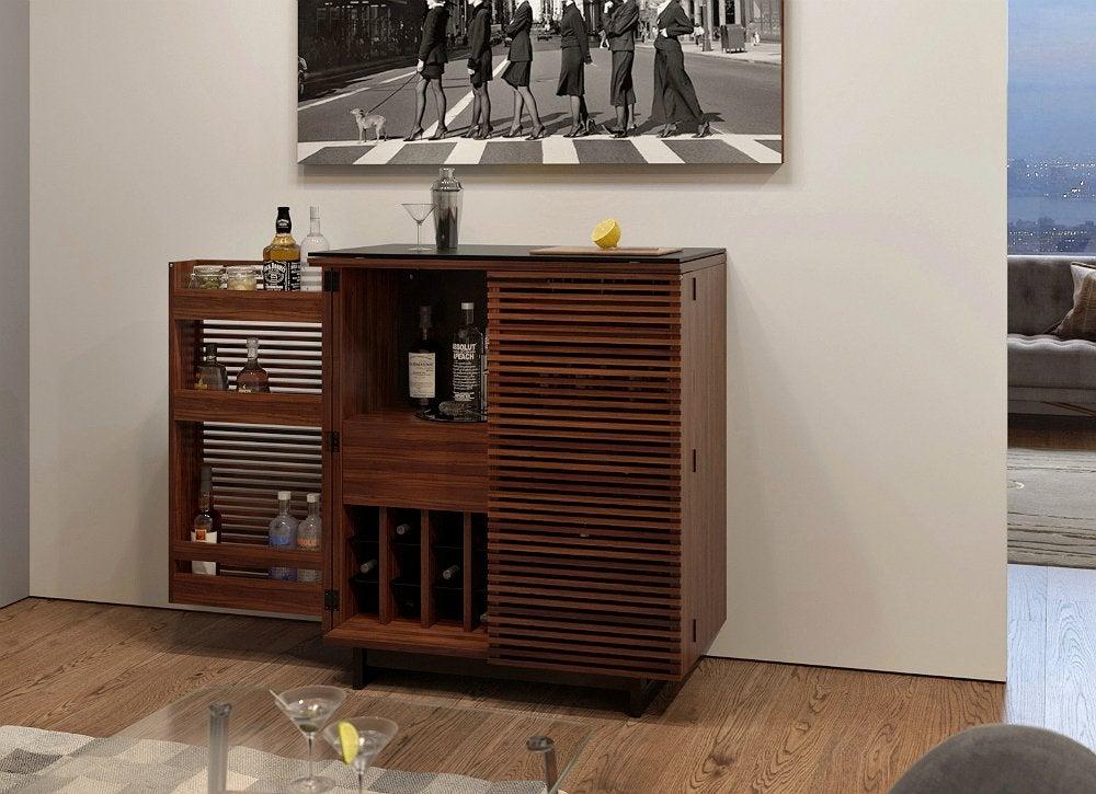 Bob Vila's $3,000 Entertainment Furniture Give-Away - Corridor Bar