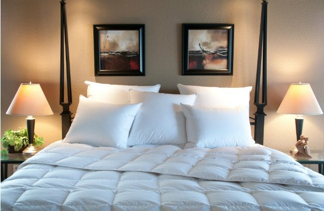How To Clean A Down Comforter Bob Vila