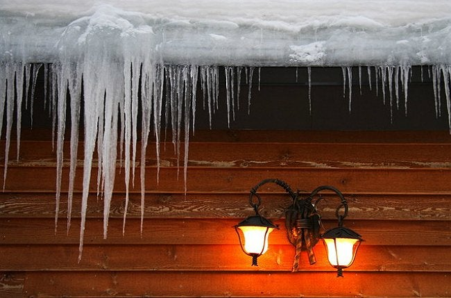 Ice Dam Solution