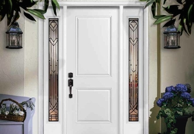 How to Choose an Entry Door - Steel