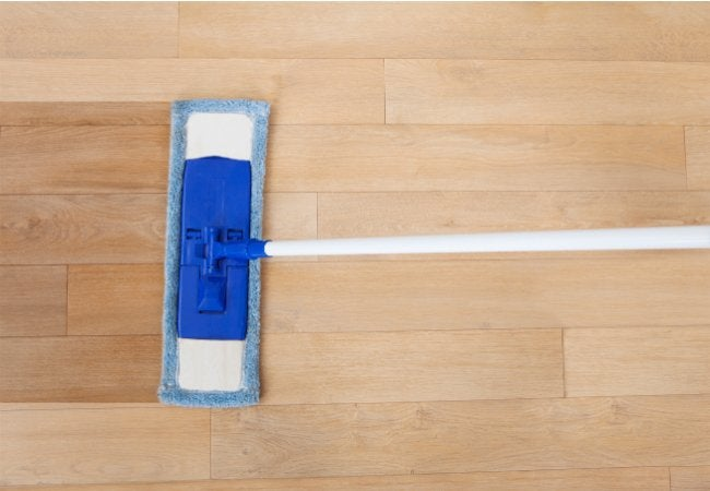 Homemade floor cleaner bob vila for Wood floor cleaner diy