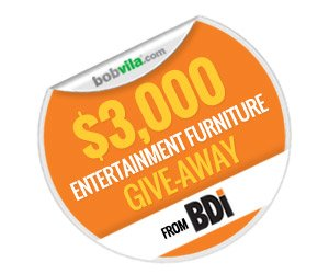 $3,000 Entertainment Furniture Give-Away