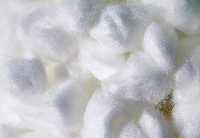DIY Fire Starter - Cotton Balls