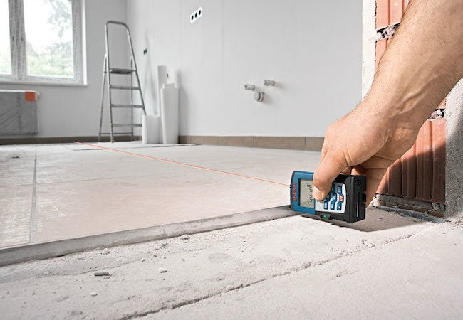 Bosch Laser Distance Measurer - Floor
