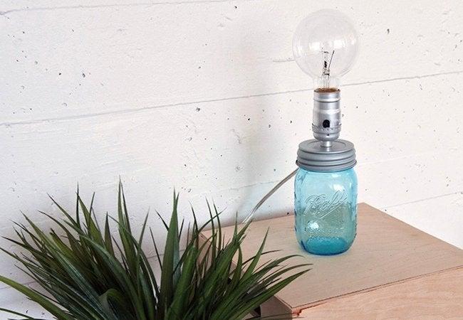 Darby Smart - Mason Jar Light
