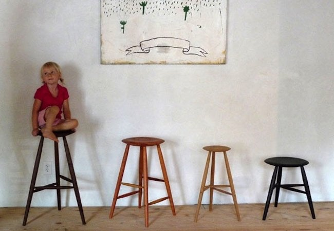 Sawkille Furniture - Stools