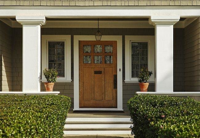 How to Choose an Entry Door - Wood