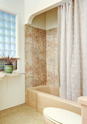 How to Clean a Shower Curtain - Bathroom Corner