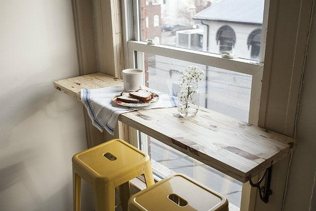 DIY Breakfast Bar - View 2