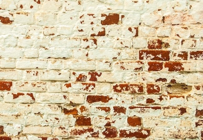 How to remove paint from brick bob vila - How to clean house exterior before painting ...