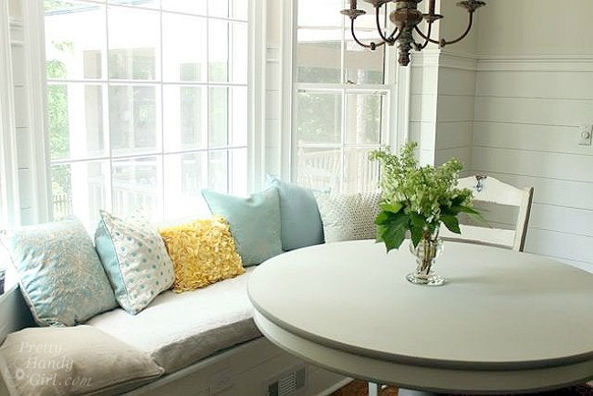DIY Window Seat - Bay