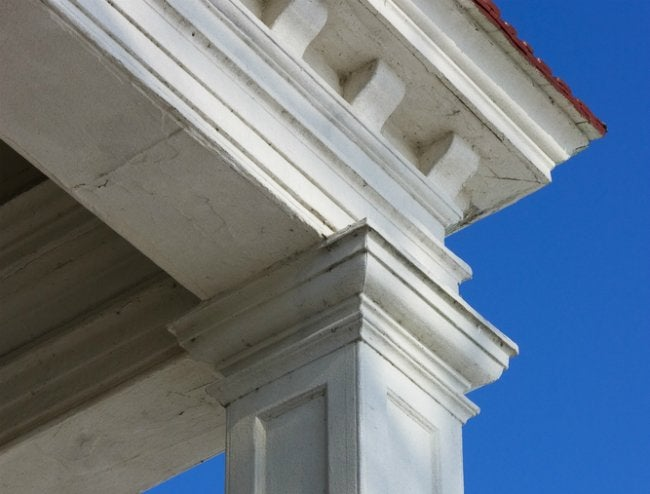 Replace Rotted Exterior Trim