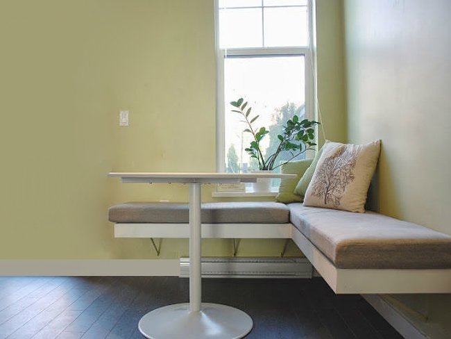 DIY Window Seat - Float