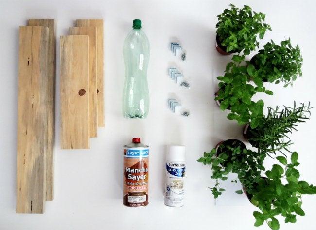 DIY Herb Garden - Materials