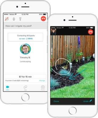 Fountain App - Screenshot 1