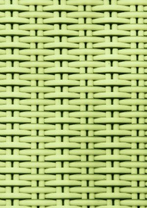 How to Paint Wicker Furniture - Green Weave