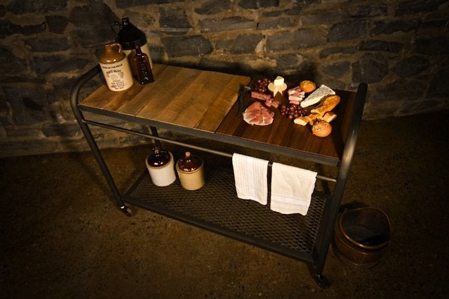 Old Wood Co. - Distillers Table