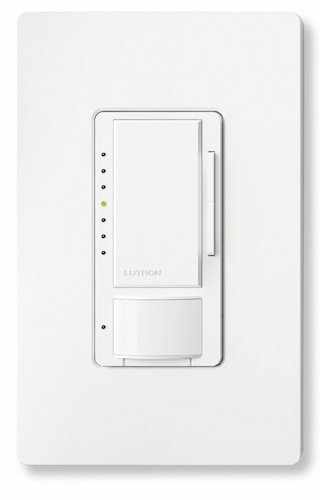 Motion Sensing Dimmer Switch from Lutron - Product Solo