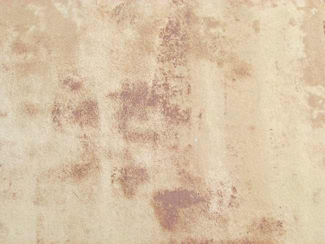 Cleaning Wall Stains