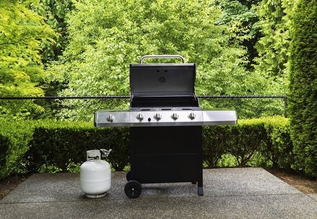 Gas Grill Maintenance